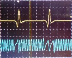 Oscilloscope Screenshot